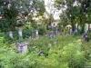 Židovský hřbitov v Budyni nad Ohří