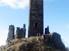 Hrad Házmburk - Bílá věž