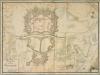 Plán terezínské pevnosti z roku 1790