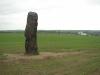 Zkamenělý pastýř u Klobuk